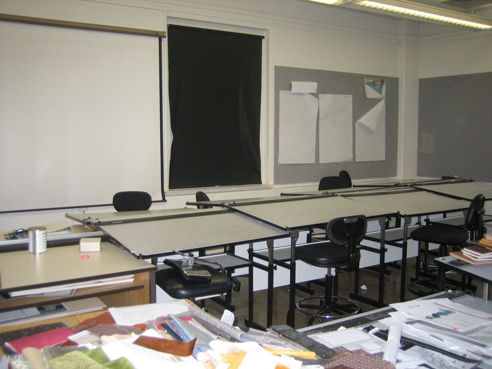 Classroom in the School of Human Ecology