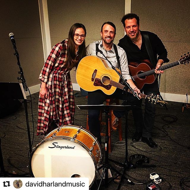 #Repost @davidharlandmusic with @make_repost ・・・ Playing a cool private gig with @thetovmusic tonight! #singersongwriter #musicheals