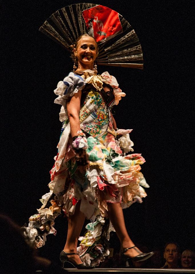 """""""El Vestido de Duende"""" by Lyn Glaviano, Best in Show 2016"""