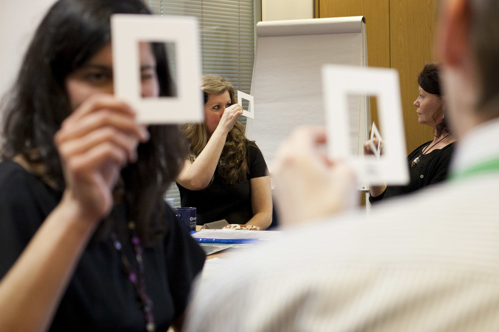 Visual storytelling with LearnDirect, Gloucester