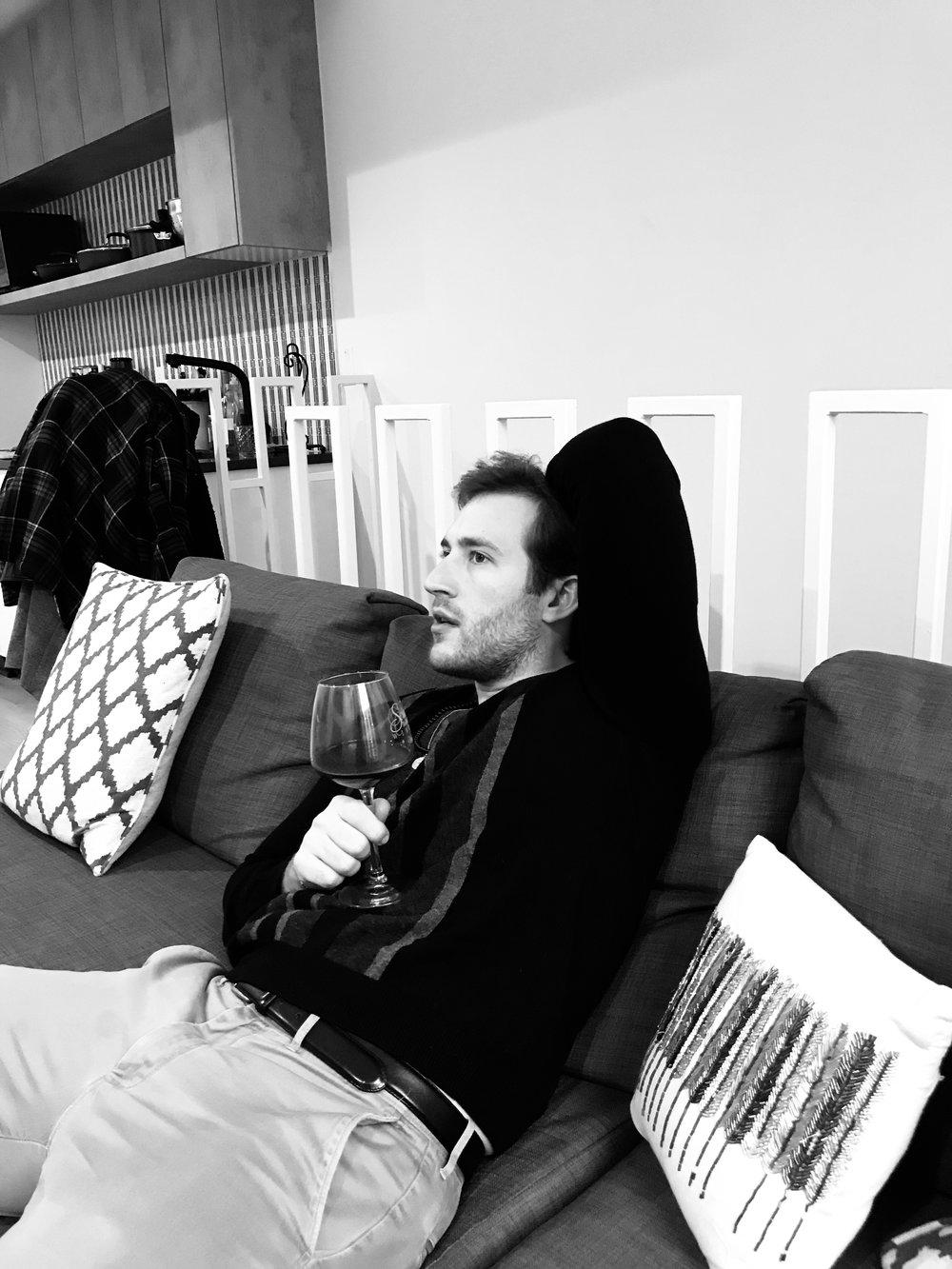 CHRIS GOEDEC - CREATOR OF JOYNEW MEMBER DEVELOPMENT @ WEWORK