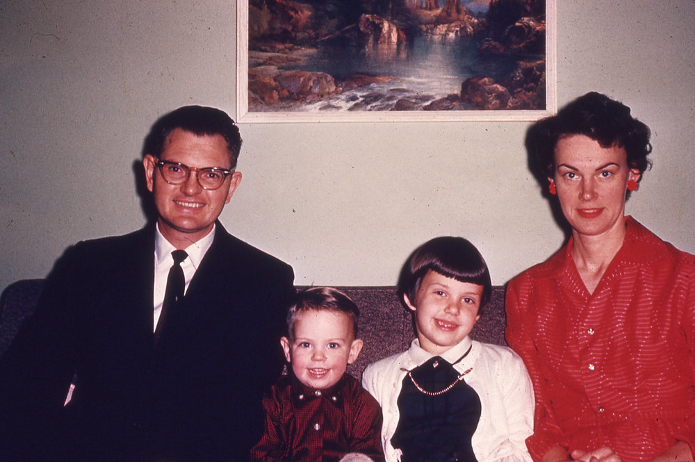 The Delmar Anderson Family (1963)