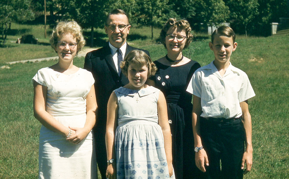 The Helge Hamilton Family (1962)