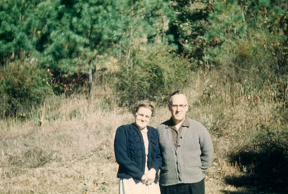 Rev. and Mrs. Luiten (1965)