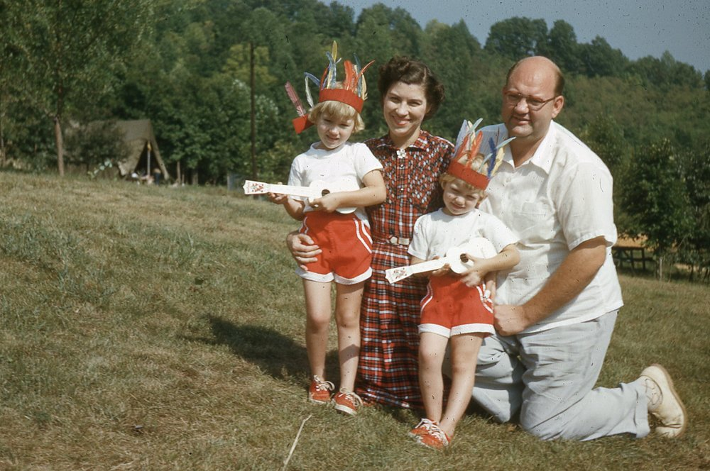 The Arnold Johnson Family (1953)