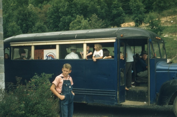 Mt. Washington Sunday School Bus (1955)