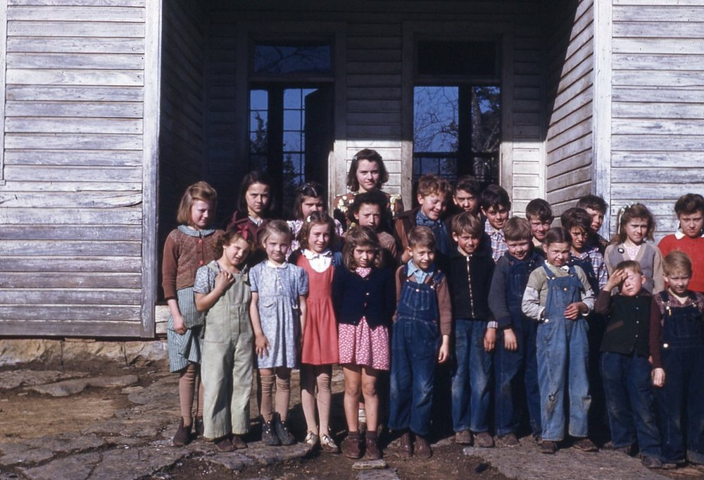 1947 Buck Grove School