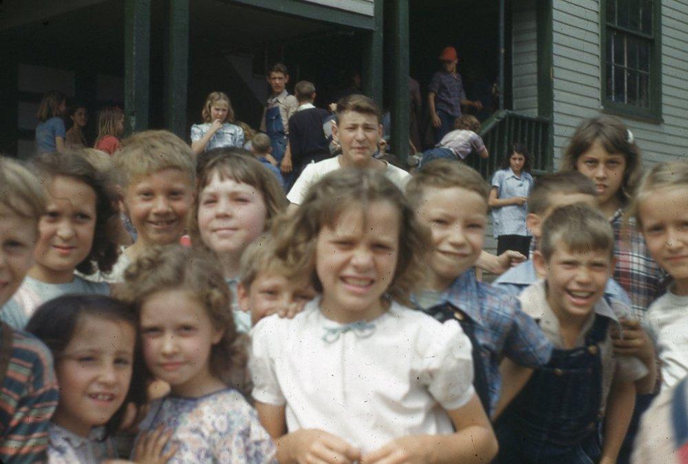 1948 Bonnie Blue School