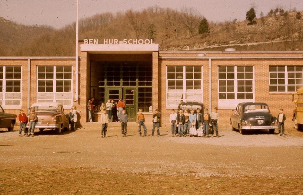 1957 Ben Hur School