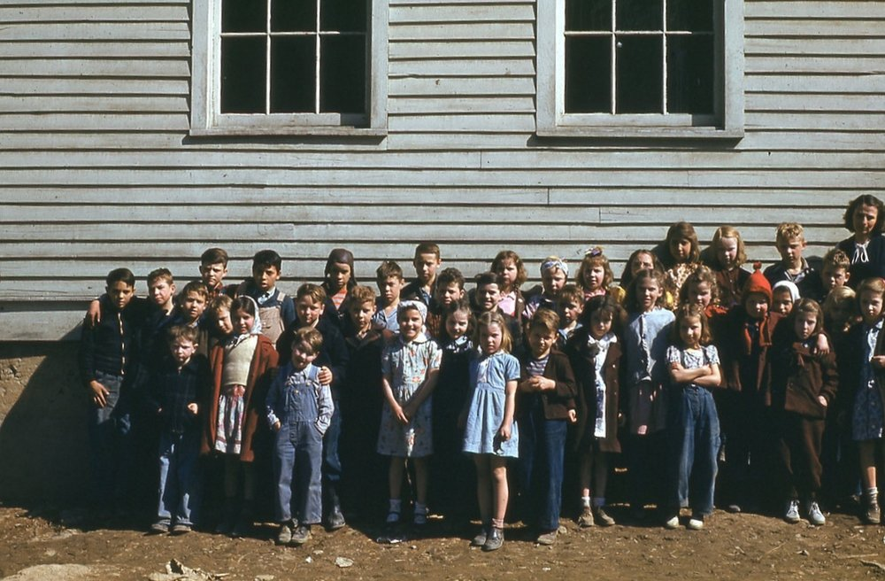 Undated - Rock Lick Primary Children