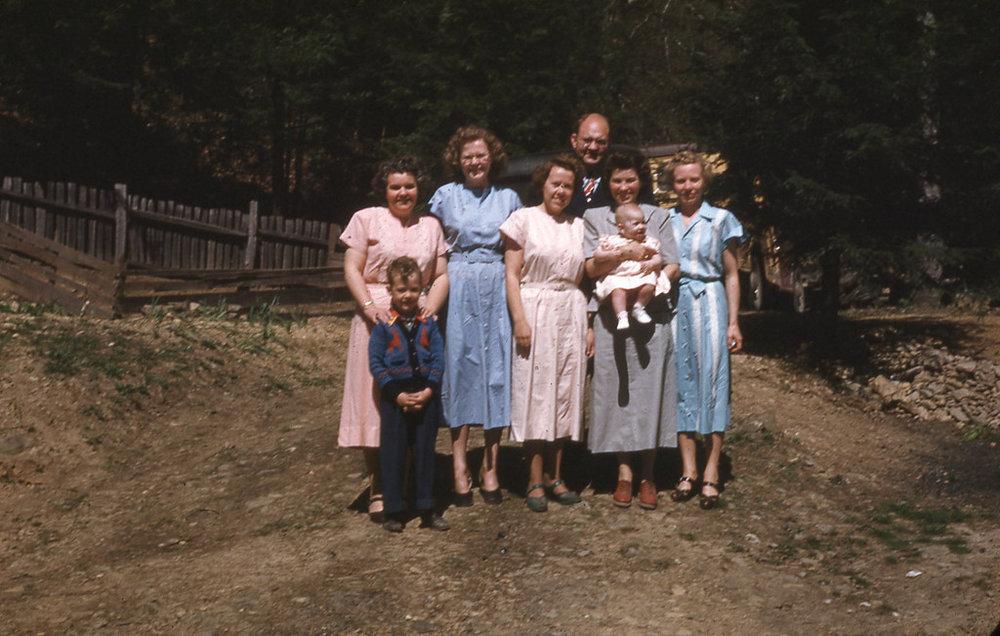 1949 Missionary Staff