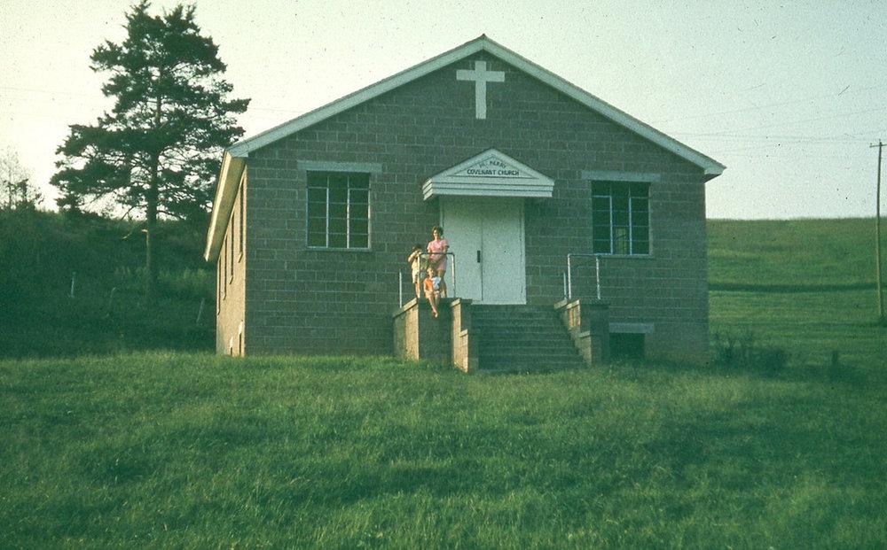 1962 Mulberry Church