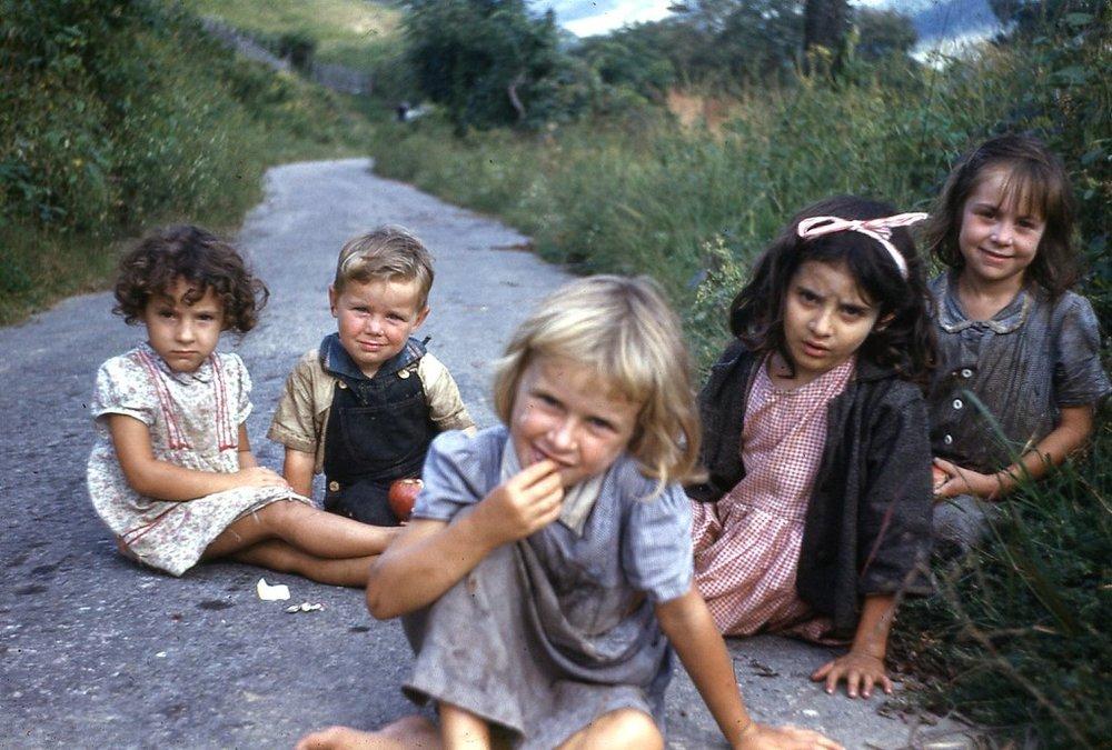 1947 - Miles Orphans