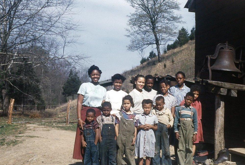1953 - Drybranch Colored School