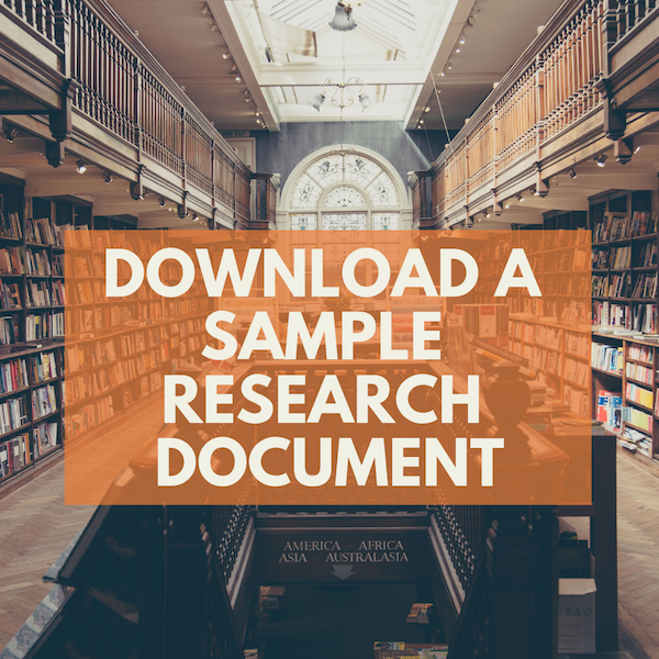 Research Document