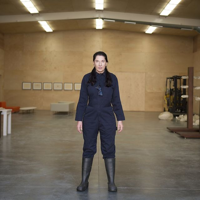 Parr, Adrian. 'Breaking the World: Interview with Marina Abramovic',  Los Angeles Review of Books,  April 24, 2017