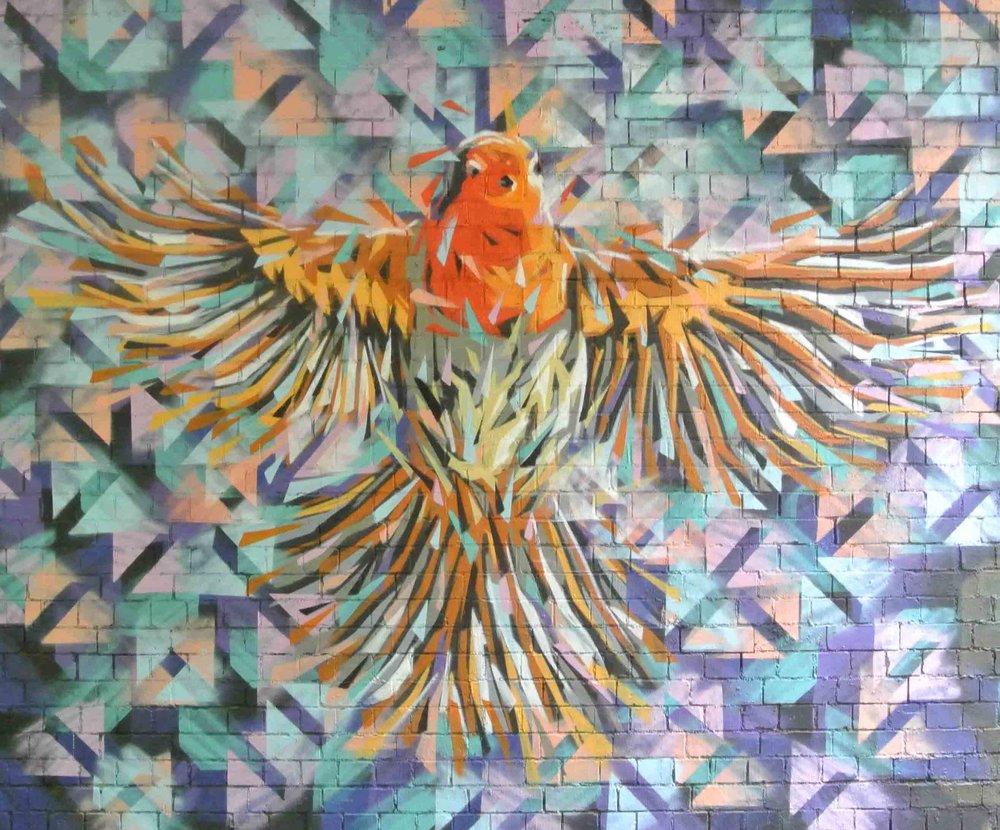 Phoenix Redthroat