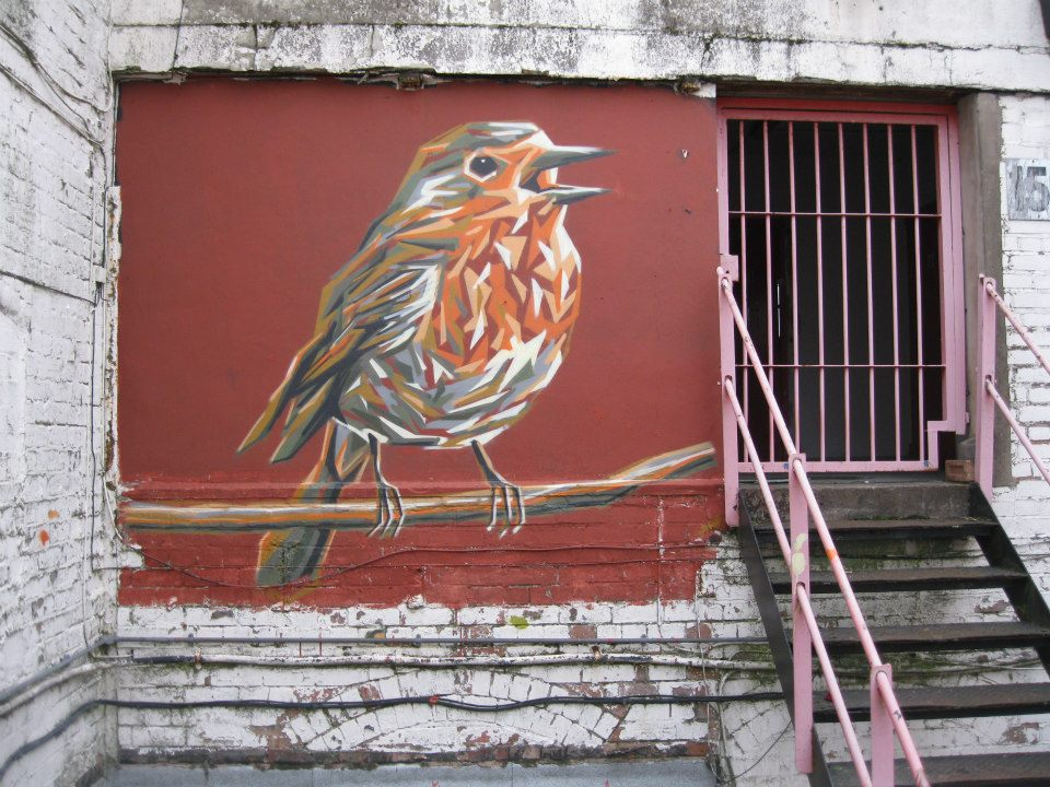 H Block Robin