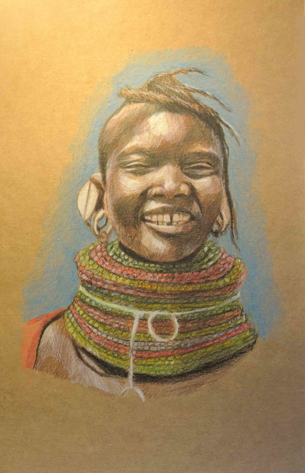 Tribal Sister