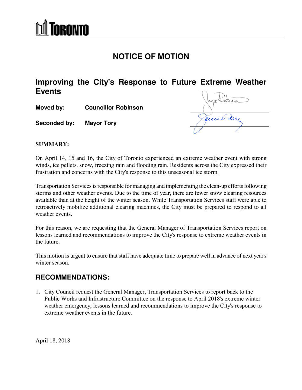 Notice of Motion - Response to Weather Event 2-1.jpg