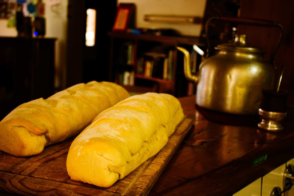 Copy of Homemade bread