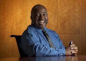 Greg Washington, Ph.D   Dean of Samueli School of Engineering, UC Irvine