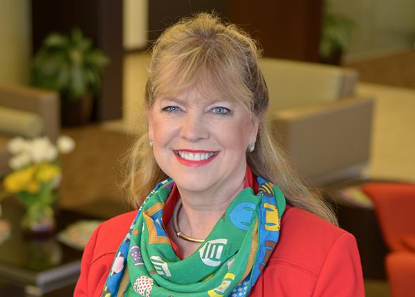 Carol Wells   Senior Director of Commercial Training & Development, Genentech, Pacific Region Chair, Healthcare Businesswomen's Association