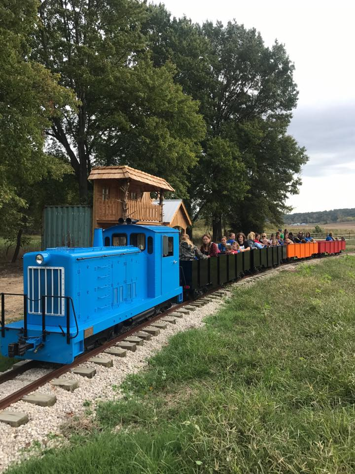 Lark Ranch Train
