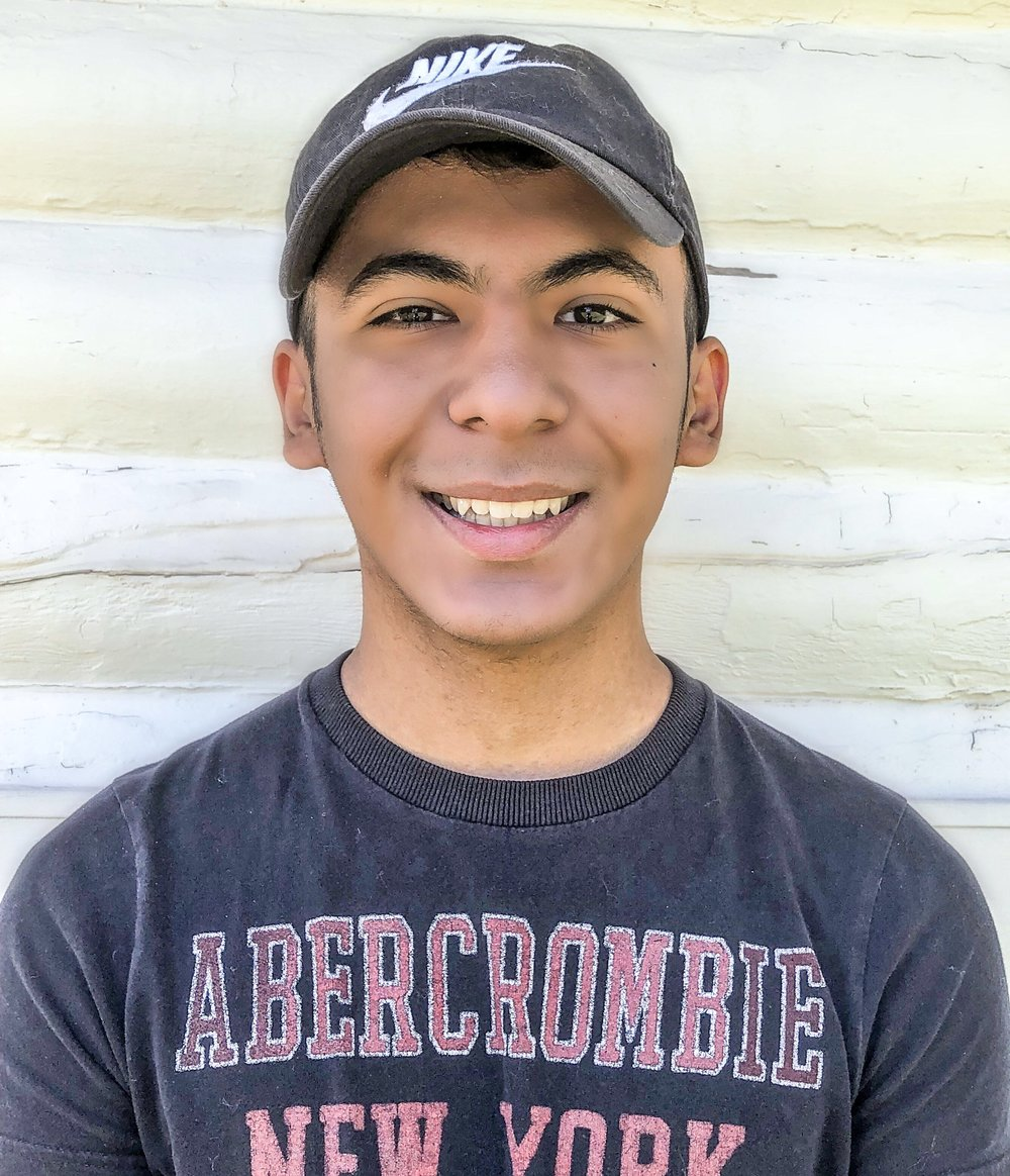Javier - Javier is 17 years old and goes to Fort Morgan high School. He chose to work for KATB because he loves being with kids and having fun with them!