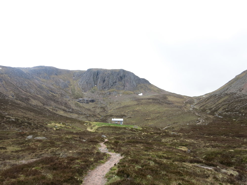 Hutchison (Etchachan) Memorial Bothy