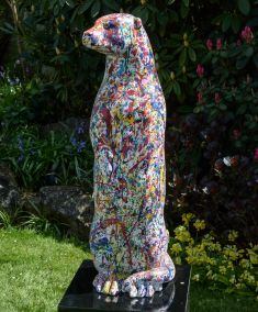 Otter Number 31 Created and Decorated by Folly Hill Infants School and  Sponsored by  Farnham Round Table