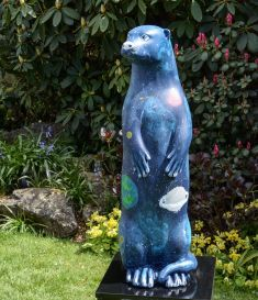 Otter Number 39 Created and Decorated by Years 1 & 2, South Farnham Infants School and  Sponsored by  South Street Trust