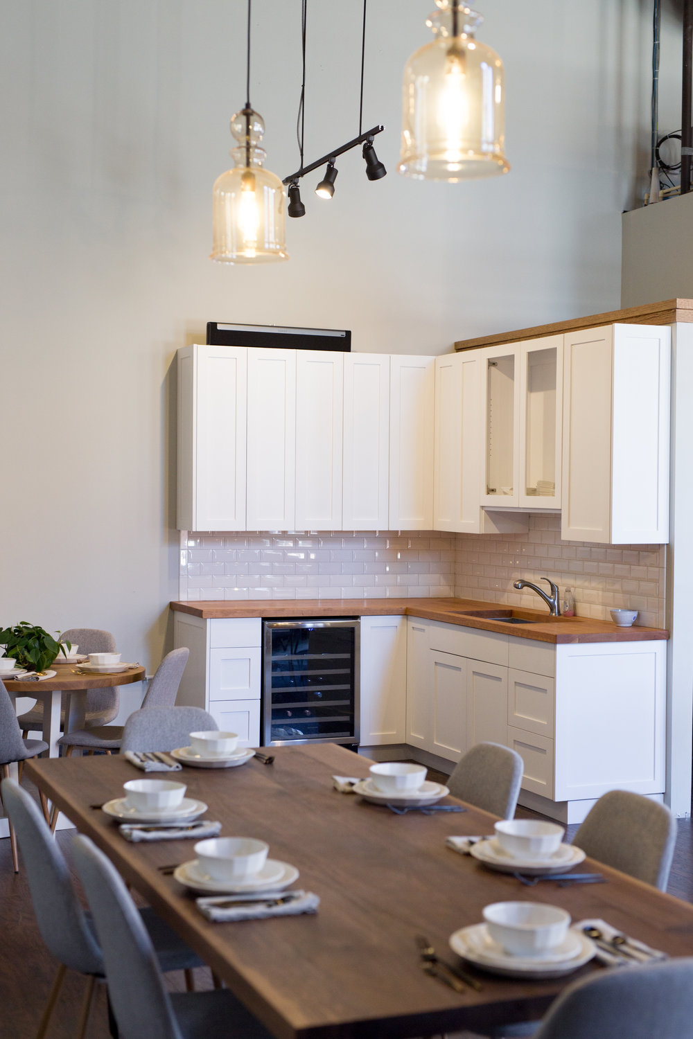 Kitchen Cabinetry By Sunnyside Millwork