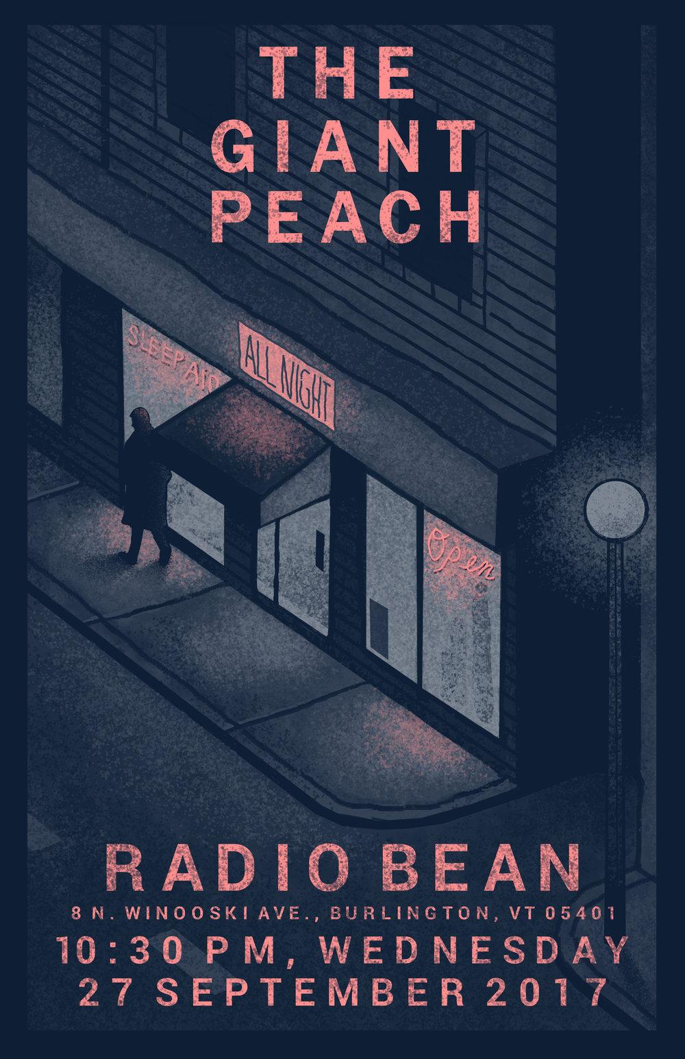 The Giant Peach @ Radio Bean..jpeg