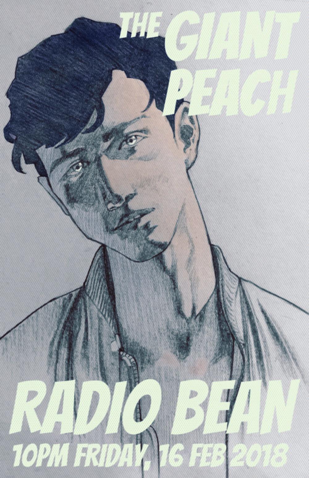 the giant peach @ radio bean 2-16-18 colorless.jpg