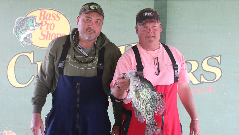 Big Fish of the tournament, a 2.58 dandy, was caught by the team of Monty McWilliams and David Davidson who stated that was the only quality fish they caught over the two tournament days. This one fish was worth $812.00.