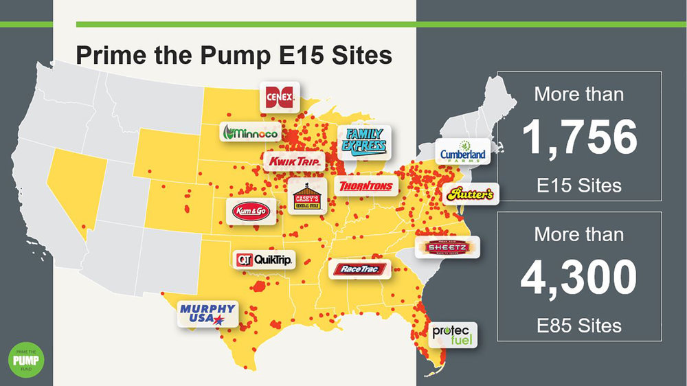 Adoption of E15 has made progress nationwide. KyCorn is hopeful the waiver will open doors to increased availability of E15 in Kentucky.