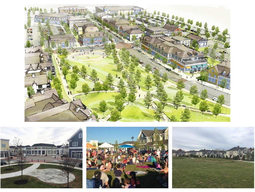 Wayland Town Center Master Plan