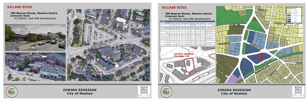 Newton Zoning Redesign Process Boards