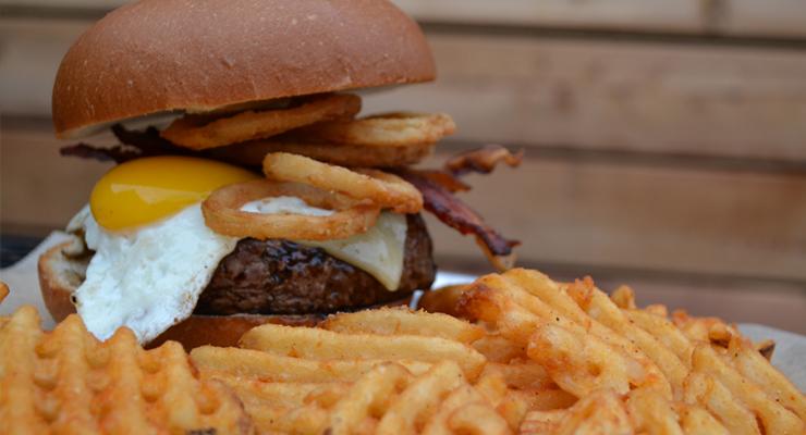 Haywire Burger Bar