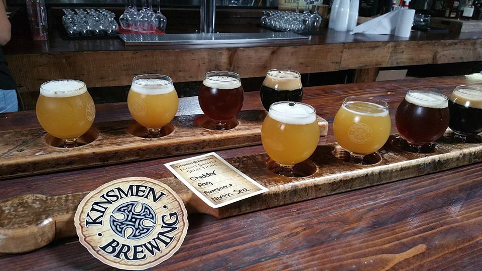 Facebook/KinsmenBrewing