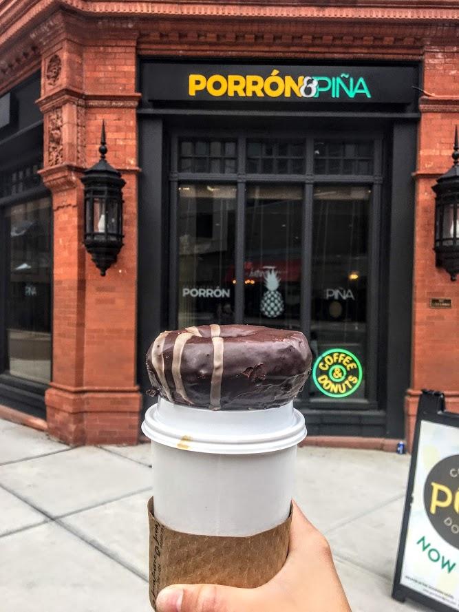 Pina Porron donuts.JPG