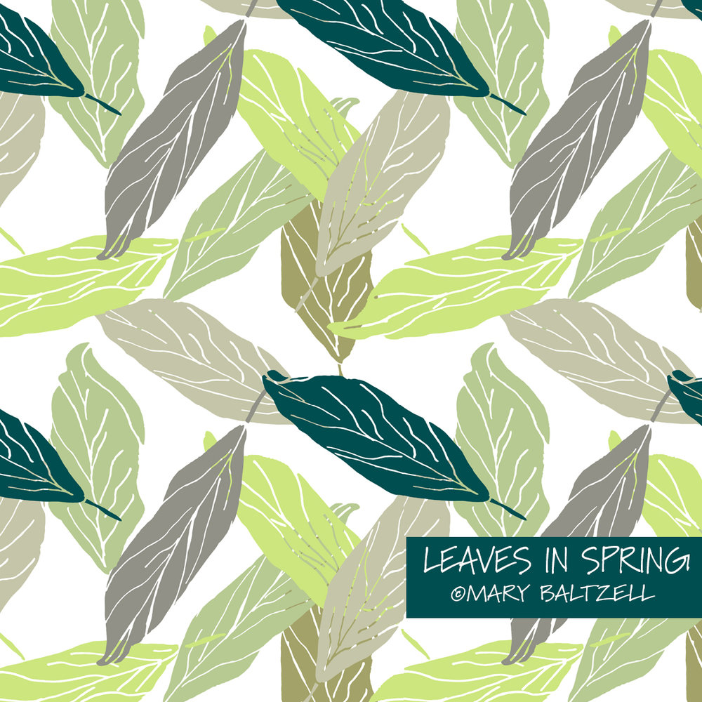 Leaves in Springs Repeat