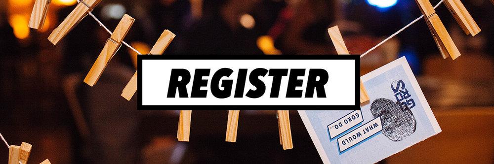 Goros Register now