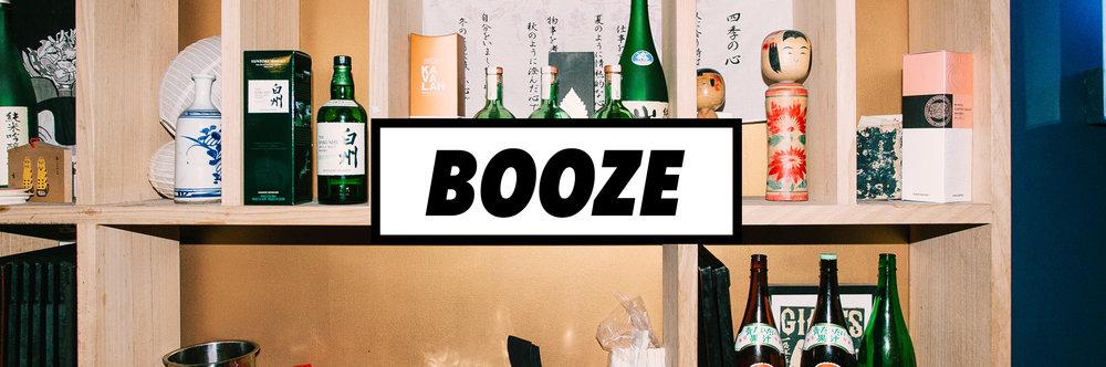 Goros Booze