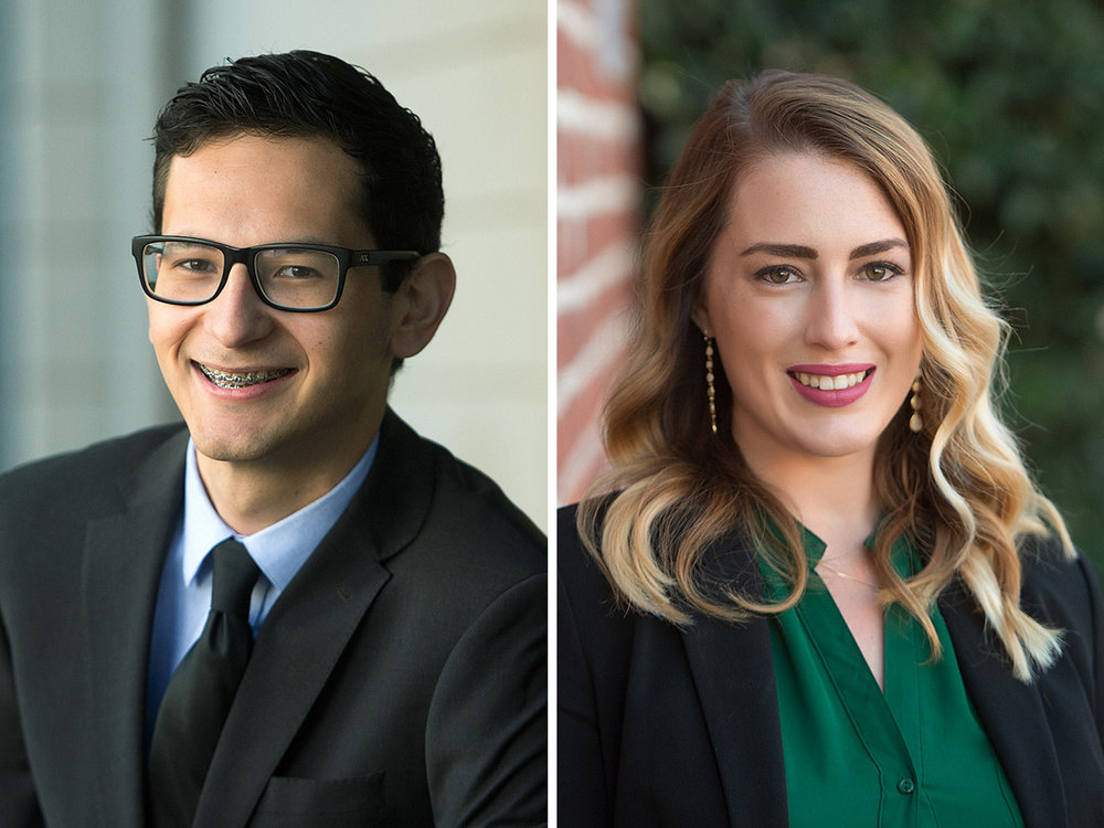 CPCA welcomes new staff members - This fall, CPCA welcomed two new staff on our Health Center Operations Team.