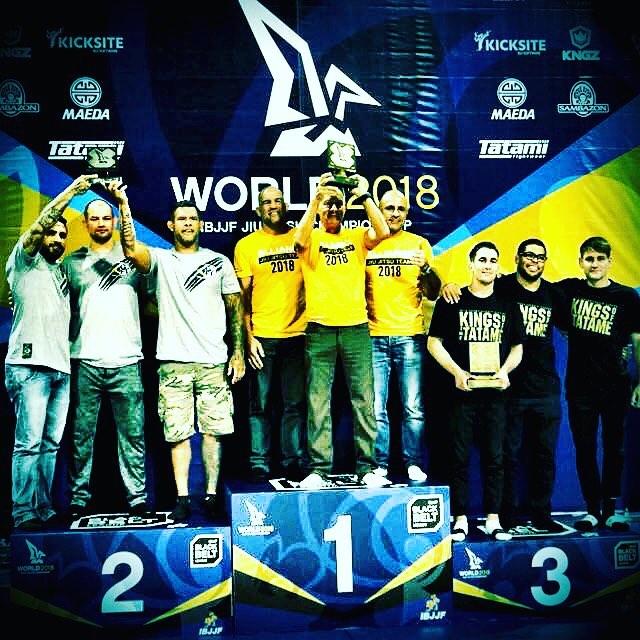 2018 World BJJ Championships