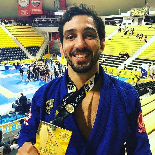 2018 Lucas Lepri 5 x World BJJ Champion