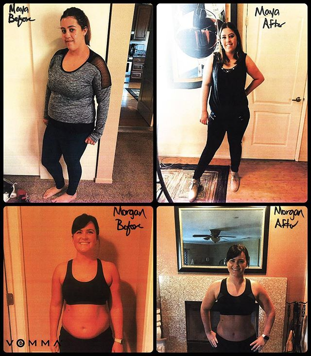 We are very excited to announce the winners of the May #LiveWell weight loss challenge! In first place, we have Maya Milovanovski who lost an amazing 14 pounds and 9.5 inches off her waist! Amazing work in just 30 days! You're awesome! . In second place we have Morgan Etherton who lost 9 pounds and 3 inches! Great job, Morgan! . . We were so impressed with our 3rd and 4th place finishers that we decided to award both Joleen Simonson, who lost 7 pounds and 4.5 inches, and Cody Maloney, who lost 6 pounds and 2 inches, our 3rd place prize. . Congratulations to all of our winners, you helped make our first official Live Well weight loss challenge a HUGE success! We are truly impressed with the results you achieved and we are very proud of all of you for sticking with it! A big thank you to everyone who participated in the challenge, here's to your continued health! . . . *Individual results vary, you may not do as well.  Vemma Nutrition Company recommends following a healthy approach to weight loss by consulting with your physician or healthcare provider prior starting any new exercise or diet plan.
