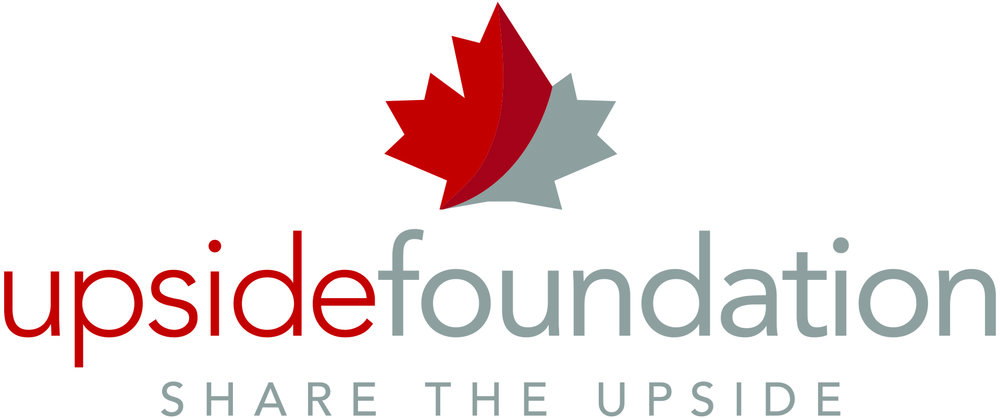 Upside Foundation at Ivey Venture Forum